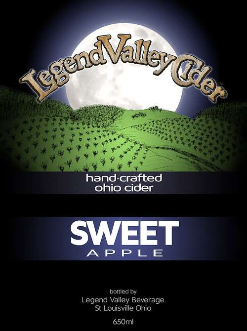 Legend Valley Beverage, Llc Sweet Apple