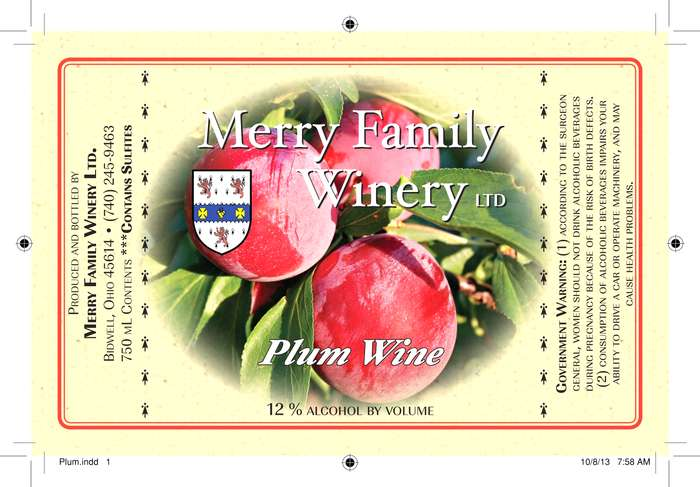 Merry Family Winery