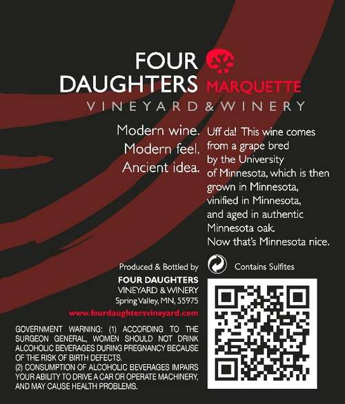Four Daughters Vineyard & Winery