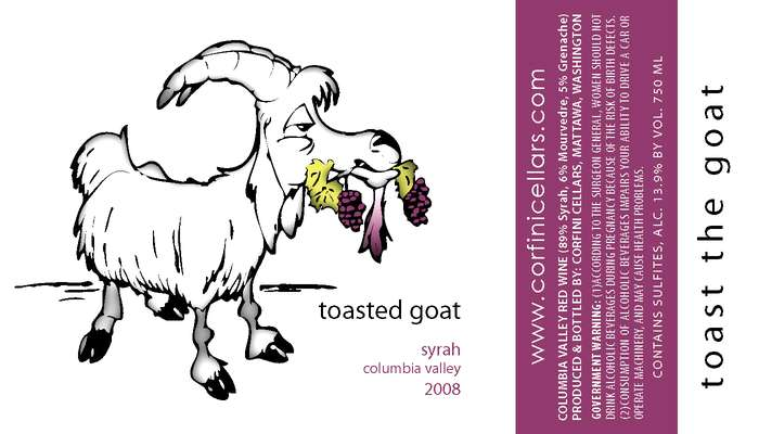 Toasted Goat
