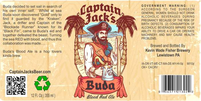 Captain Jacks Buda