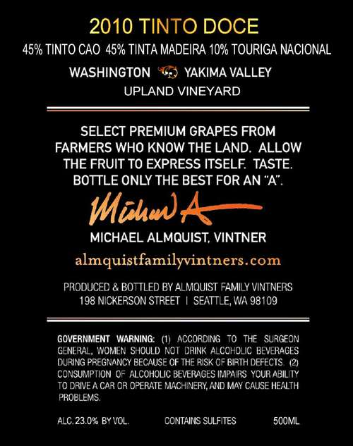 Almquist Family Vintners