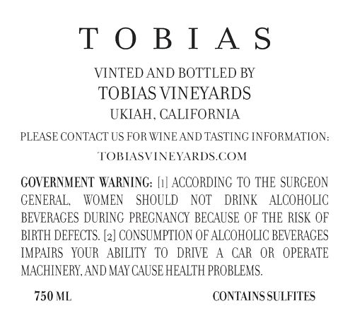 Tobias Winemaker's Selection