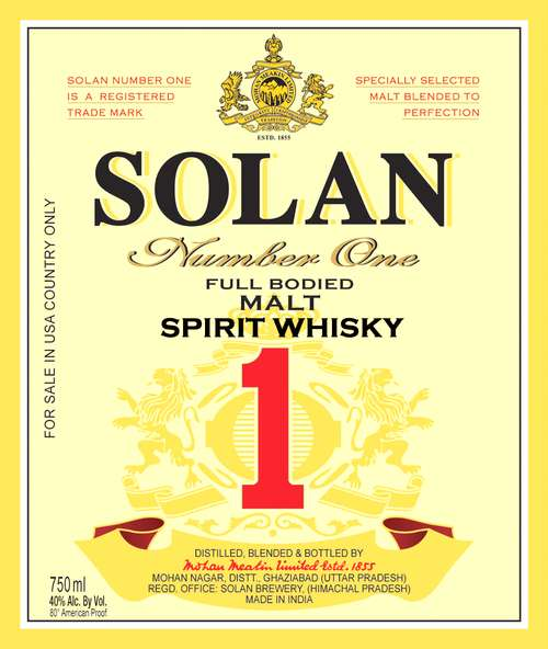 Solan Number One