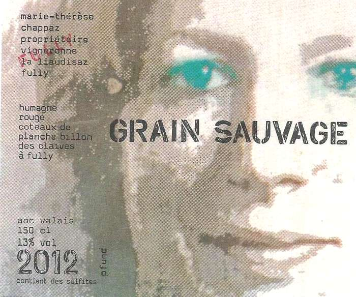 Marie-Therese Chappaz Grain Sauvage