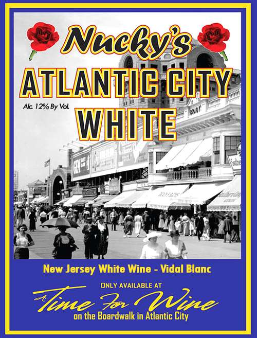 Valenzano Winery Llc Nucky's Atlantic City White