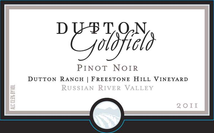 Dutton Goldfield Dutton Ranch Freestone Hill Vineyard