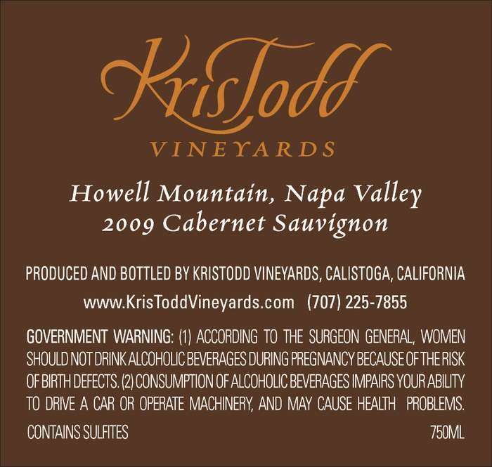 Kristodd Vineyards