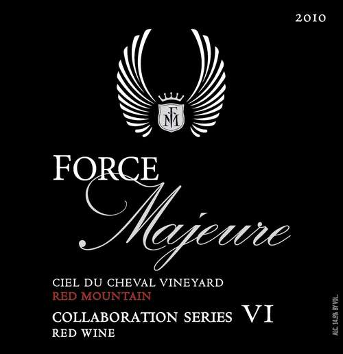 Force Majeure Collaboration Series Vi